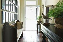 Entry Home Decor