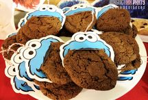 Party Ideas - Sesame Street