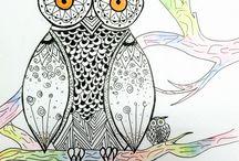 illustration drawing cartoon / my arts