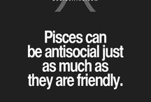 #My star sign / Pisces