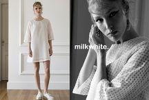 milkwhite. SS15