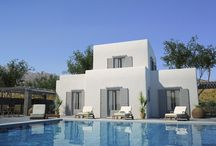Paros residential development VARC studio 3D renderings / Paros residential development VARC studio 3D renderings