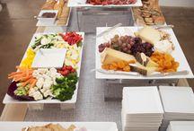 buffet decor ideas