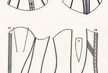 карсеты шитье