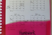 Homework ideas