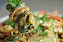 Noodle Dishes / noodle dishes