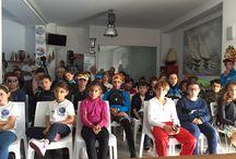 Crotone friends / Un viaggio, un incontro, un'amicizia con gli atleti e i soci del Club Velico di Crotone