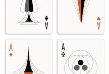 graphic design: cards