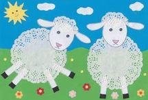 výtvarná výchova - jaro