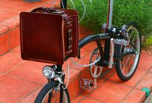 Brompton and other folding bikes