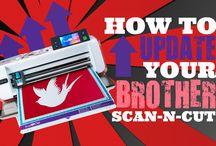 Brother scan n cut 2