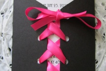 Invites and Party Favors
