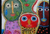 Huguette Machado-Rico Art Brut