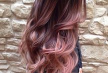 • beauty | hair • / stunning ombre and balayage ideas/hair styling