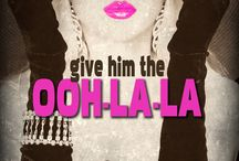 Give Him the Ooh-la-la / The Bennett Sisters novella, out December 20, 2014 read more at http://lisemcclendon.com/the-books/bennett-sisters/ and buy at  Amazon, B & N, iTunes, & KOBO