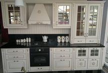 mutfak salon kombinasyonu