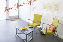 Love Your Space!