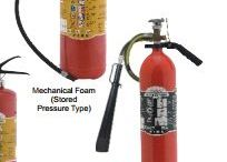 Co2 Fire Extinguisher -
