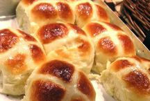 Hot cross buns suecos