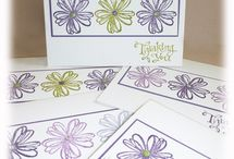 For the girls - Birthday cards