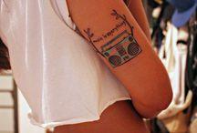 tatoos! ^^