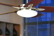 Ceiling Fans/Lights / by Land of Glam!