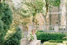 Inspiration: English Garden Wedding