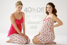 Belabumbum Summer Sale / Belabumbum maternity and nursing activewear, loungewear and foundations are on sale through September 5, 2016. Save 40% on pieces featured on the sale page with code SAVE40.