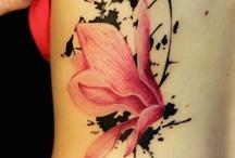 Tattoos  / by Amy Nichole