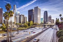 Los Angeles / Fly high in the City of Angels, and sleep like the stars after cruising the Boulevard.