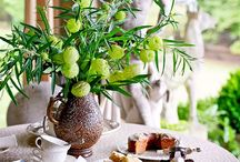 Entertaining/Centerpieces / by Susan S