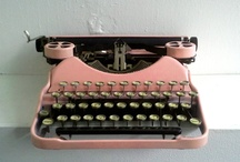 Claire La Secrétaire Typewriter Co / Customised Typewriters to buy or borrow by Claire La Secrétaire