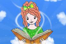 Les Histoires Magiques de Gabrielle / Des contes thérapeutiques et pédagogiques pour venir en aide aux enfants.