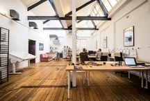 interiors // studio spaces