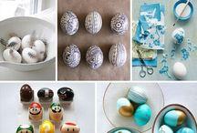 Velikonoce - vajíčka
