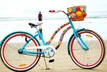 A nice bike for my birthday