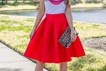 favourite skirts