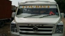 5 Seater Tempo Traveller on Rent