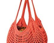 Crochet bags and purses/Háčkované tašky a kabelky