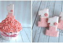 cupcake - kurabiye - cakepop