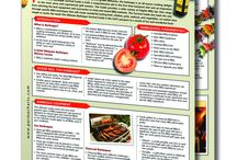 Permacharts Food and Drink Quick Reference Guides / All our quick reference guides related to food and drink...Enjoy!