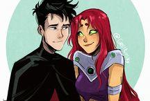 Робин и Старфайер