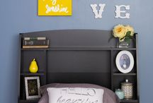 Headboards / Headboards with shelves or just simple plain ones, look at some of the designs we have and see how you can add flavor to your room.