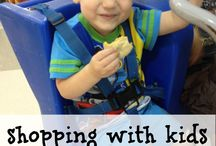 Grocery shopping with kids / by Do You Roo