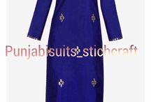 Punjabi suit,         http://m.me/punjabboutiquestichcraft