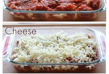 Casseroles / by Tania Sirgo