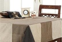 Quilts - Tablecloths