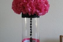 Centerpiece ideas / by Katie Alba
