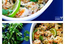 Seafood / by Maria Ramirez