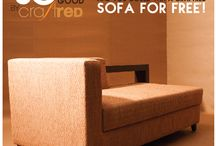SoFa So Good by craftreD / Participate and win this couch!